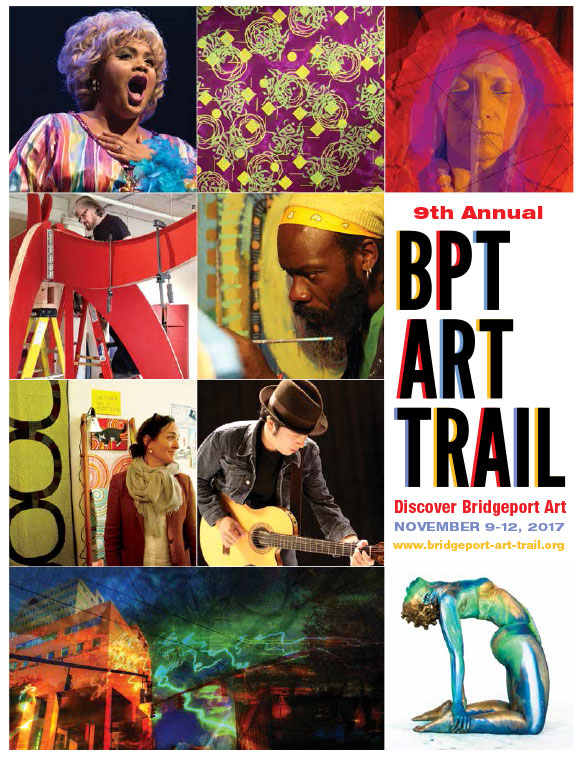 2017 Bridgeport Art Trail Guide
