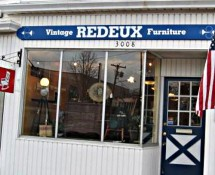 Vintage Redeux Furniture