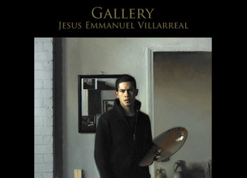 Jesus Emmanuel Villarreal: Painter