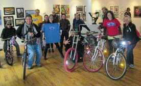 Bpt Art Trail Bike Tour