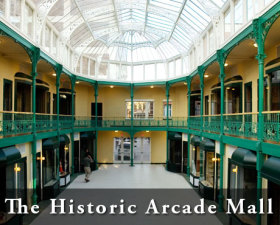 The Historic Arcade Mall