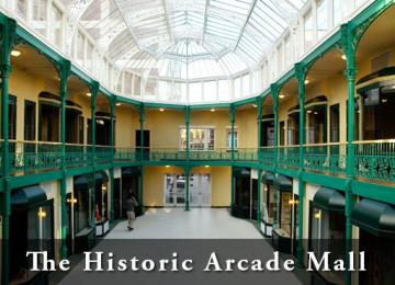 The Historic Arcade Mall