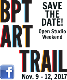 Bridgeport Art Trail - Save The Date! - Nov. 10-13