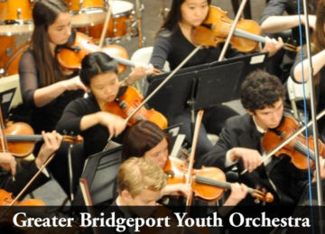 Greater Bridgeport Youth Orchestra