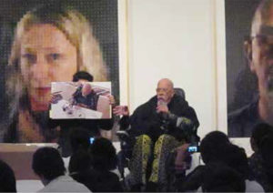 Chuck Close and Turnaround Arts