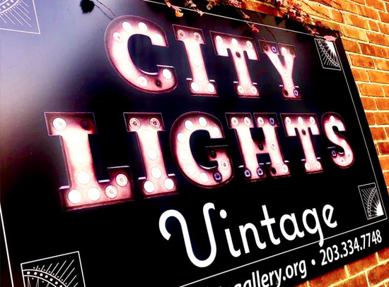 City Lights Vintage