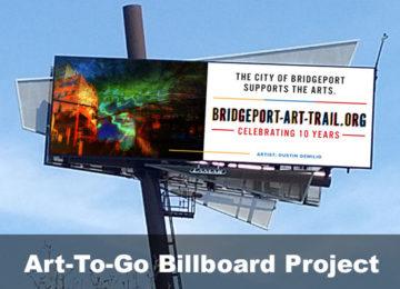Art-to-Go billboard Project