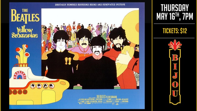 In Celebration Of Its 50th Anniversary In 2018 The Beatles Legendary Animated Film Yellow Submarine Returned To The Big Screen The Theatrical Re Release