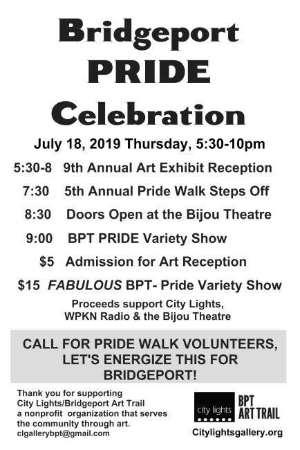 News | Bridgeport Art Trail – City Wide Open Studios, Marks