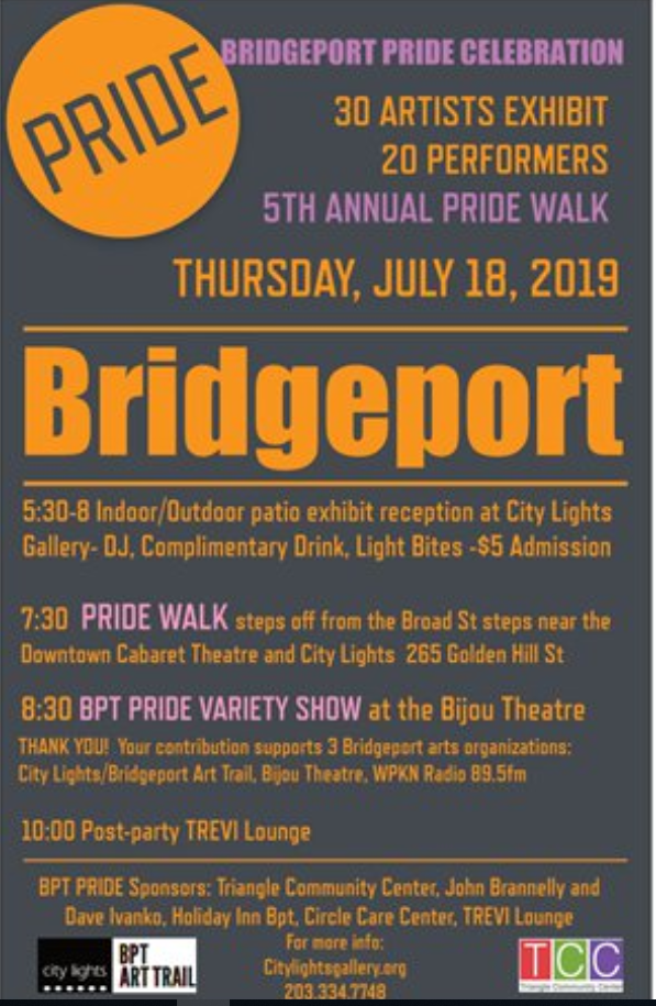 ArtTrail News | Bridgeport Art Trail - City Wide Open