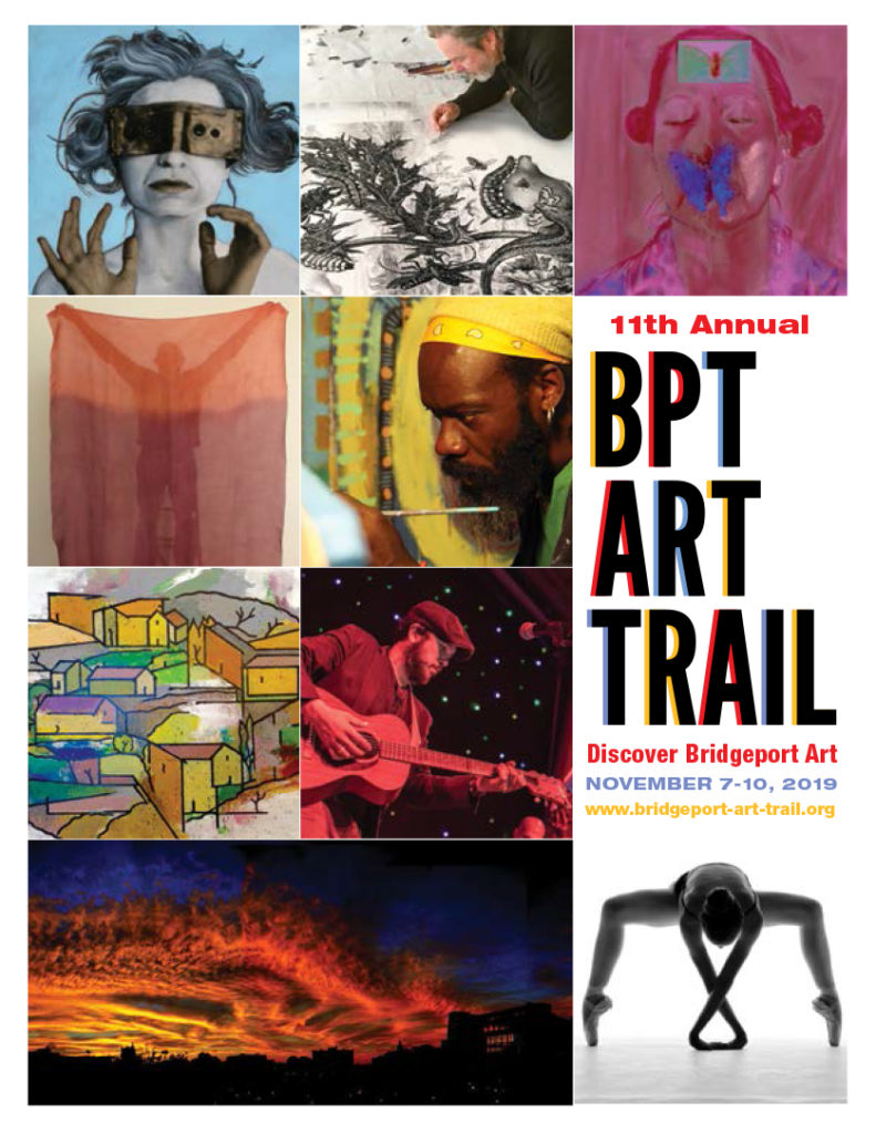 Bridgeport Art Trail 2019 Guidebook & Schedule