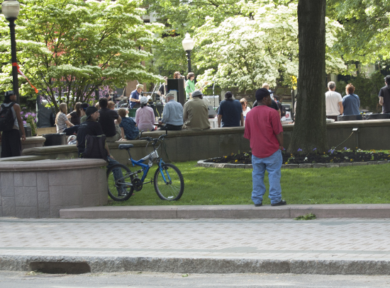 McLevy Green