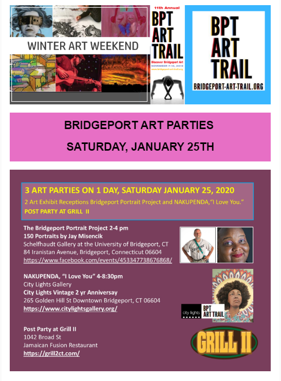 Artist Of The Month Page 2 Of 2 Bridgeport Art Trail City Wide Open Studios Marks 12 Years November 12 15 2020