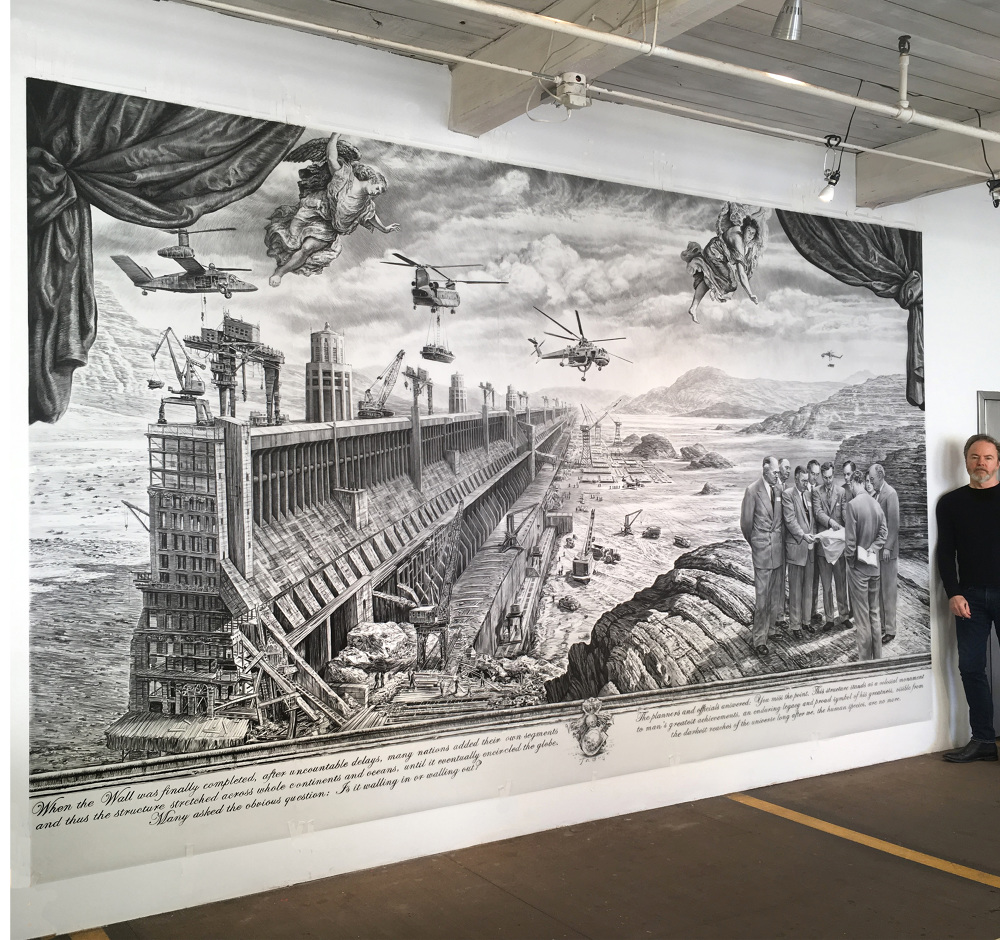 Bridgeport Art Rick Shefer open studios
